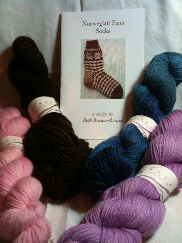 New Sock Patterns have arrived!