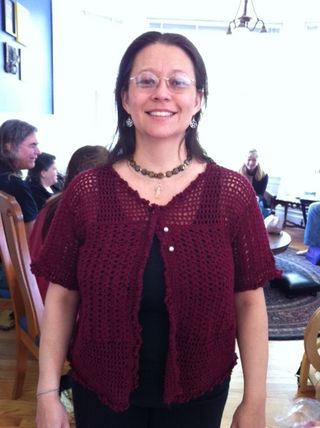 Crochet Sweater #1 2011